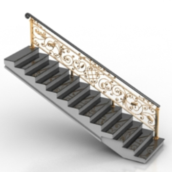 Continental Stairs