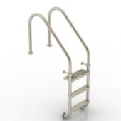 Pool Ladder 3D Model
