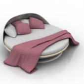 Round Q Bed free