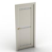 White Door Free 3d Max Model