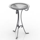European Chair Free 3d Max Model