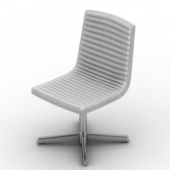 Computer Chair Free 3d Max Model