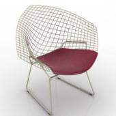 Single Grid Chair