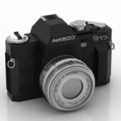 Classic Camera Free 3dmax Model