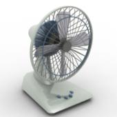 3d Desktop Fan