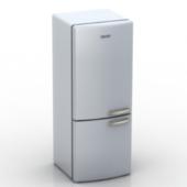 Vertical Refrigerator Free 3dmax Model