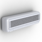 New Small Frequency Air Conditioning Free 3dmax Model