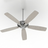 Small Fan Free 3dmax Model