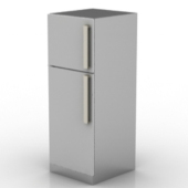 Brand Refrigerator Free 3dmax Model