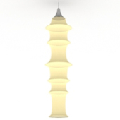 China Building Pagoda Free 3D Model