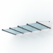 Glass Roof System