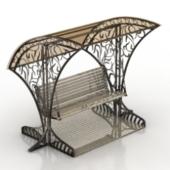 Luxury Swing Free 3dmax Model