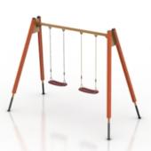 Double Swing Free 3dmax Model