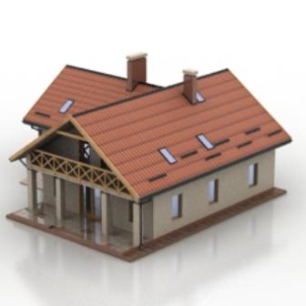 Ordinary Small Villa