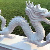 Chinese Dragon Free 3D Model