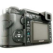 Panasonic DSLR Camera Free 3dMax Model