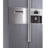 Siemens Side by Side Refrigerator 3dmax Model Free