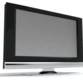 Ultra LCD Tv Free 3dmax Model