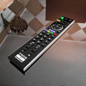 Tv Remote Control Free 3dmax Model