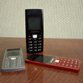 Ultra-thin Cell Phone