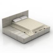 European Double Bed