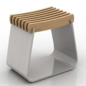 Elegant Stool Free 3dmax Model