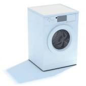 Washing Machine Free 3dmax Model