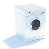 Washing Machine 2 Free 3dmax Model