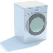 Washing Machine 3 Free 3dmax Model