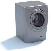 Washing Machine 4 Free 3dmax Model