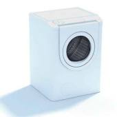 2009 New Washing Machine Free 3dmax Model 2-6