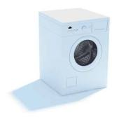 2009 New Washing Machine Free 3dmax Model 1-2