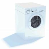 2009 New Washing Machine Free 3dmax Model 1-3