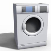 Washer Free 3dmax Model
