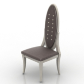 Royal Modern Chairs Free 3dMax Model