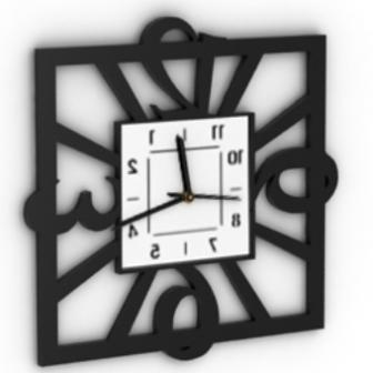 Decoration Framing Clock