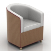 Resort Sofa Chair Free 3dmax Model