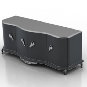 Black Classic Locker