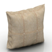 Retro Pillow Free 3dmax Model