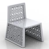 Hollow Chair Decor