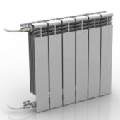 Radiator System Free 3dmax Model