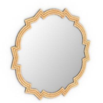 Irregular Mirror