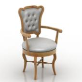 Leather Armchair Chair