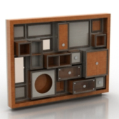 Multi Cell Cabinet