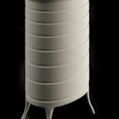 Multi-tall Cabinet Free 3dmax Model