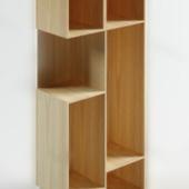 Wooden Wardrobe Boxes