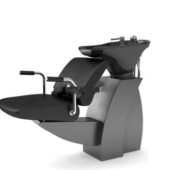 Free 3dmax Model Massage Chair