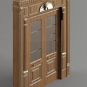 European Doors Free 3dmax Model