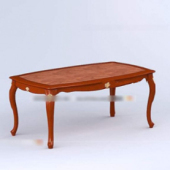 Chinese Coffee Table Furniture  Free 3dmax Model
