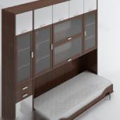 Den Cabinet Free 3dmax Model